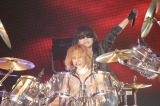 LUNA SEA初主宰ロックフェス『LUNATIC FEST.』に出演したX JAPAN