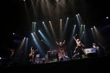 LUNA SEA初主宰ロックフェス『LUNATIC FEST.』に出演したFear, and Loathing in Las Vegas
