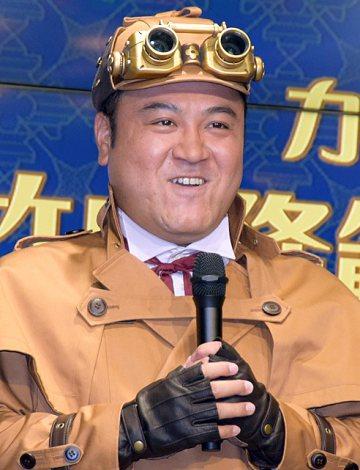 有田の結婚報道に戸惑いを見せたアンタッチャブル・山崎弘也(C)ORICON NewS inc.