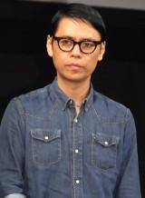定額制音楽配信アプリ『AWA(アワ)』CM記者発表会にゲストとして出席した大沢伸一 (C)ORICON NewS inc.