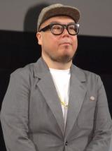 定額制音楽配信アプリ『AWA(アワ)』CM記者発表会にゲストとして出席した田中知之 (C)ORICON NewS inc.