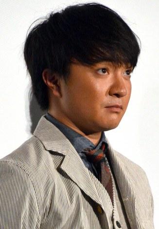 映画『予告犯』大ヒット舞台あいさつに出席した濱田岳(C)ORICON NewS inc.