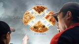 """""""おどろきピザ""""に緊迫感あふれる掛け合いをみせる(左から)乃木坂46の西野七瀬、ムロツヨシ"""