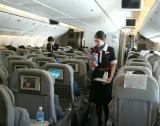 JALで働く客室乗務員(CA)たち (C)oricon ME inc.