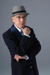 『白熱ライブ ビビット』に新コメンテーターとして登場したテリー伊藤 (C)TBS