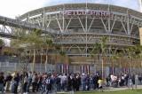 球場内ツアーも人気のペトコ・パーク