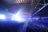 2万5000人を熱狂させたBABYMETALのワールドツアー日本公演『BABYMETAL WORLD TOUR 2015 〜巨大天下一メタル武道会〜』の模様 Photo by Taku Fujii