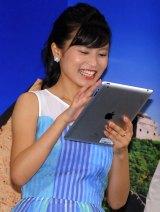 外務省『海外安全キャンペーン』イベントに出席した小島瑠璃子(C)ORICON NewS inc.