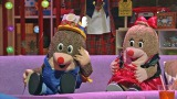 """NHK・Eテレが得意とする人形劇で""""プロ彼女""""の実態を根ほり葉ほり聞き出す。『ねほりんはほりん』7月1日放送(C)NHK"""