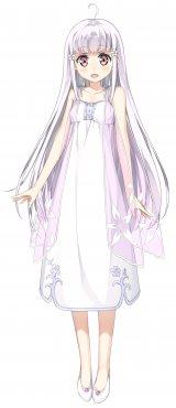 リモ(CV:花守ゆみり)…記憶を失った少女。襲われていたところをデュアルとドロシーに救われる。この物語は彼女からハジマル (C)Project D.backup