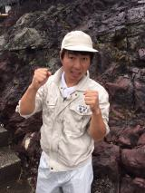 妻の出産予定日もお猿だらけの島で作業していたU字工事の福田薫(C)テレビ朝日
