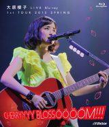 ライブBlu-ray『大原櫻子LIVE DVD/Blu-ray 1st TOUR 2015 SPRING 〜CHERRYYYY BLOSSOOOOM!!!〜』