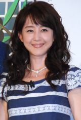 『Believe in Olive Oil』キャンペーンローンチ記者発表会に出席した相田翔子(C)ORICON NewS inc.
