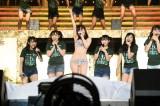 公約どおり水着になった指原莉乃=『HKT48全国ツアー〜全国統一終わっとらんけん〜』ファイナル (C)AKS