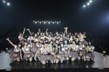 『HKT48全国ツアー〜全国統一終わっとらんけん〜』ファイナルの模様 (C)AKS