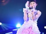 『HKT48全国ツアー〜全国統一終わっとらんけん〜』ファイナルに出演した村川緋杏(C)AKS