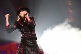 松岡はな=『HKT48全国ツアー〜全国統一終わっとらんけん〜』ファイナルの昼公演= (C)AKS