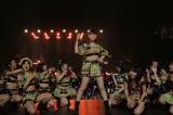 「ウッホウッホホ」=『HKT48全国ツアー〜全国統一終わっとらんけん〜』ファイナルの夜公演= (C)AKS