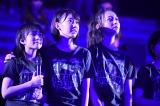 指原莉乃の監督デビュー発表時のメンバー=『HKT48全国ツアー〜全国統一終わっとらんけん〜』ファイナルの夜公演(C)AKS