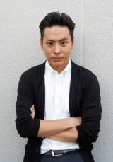 NHK・BSプレミアムのドラマ『ある日、アヒルバス』に出演する三代目 J Soul Brothersのパフォーマー・山下健二郎 (C)ORICON NewS inc.