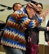 加藤浩次のライブに飛び入り参加し、相方と9年ぶりに共演した山本圭壱(C)ORICON NewS inc.