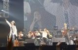 一夜限り復活した音楽番組『LIVE MONSTER』のイベントに出演したDREAMS COME TRUE(PHOTO:植松千波)