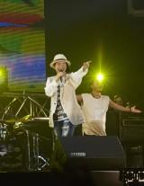 『LIVE MOSTER LIVE 2015』大トリを務めたDREAMS COME TRUEの吉田美和(PHOTO:植松千波)