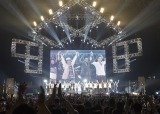 『LIVE MOSTER LIVE 2015』大トリを務めたDREAMS COME TRUE(PHOTO:植松千波)
