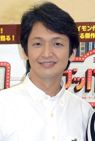 ミュージカル『グッバイ・ガール』制作発表会見に出席した岡田浩暉 (C)ORICON NewS inc.