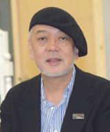 ミュージカル『グッバイ・ガール』制作発表会見に出席したマキノノゾミ氏 (C)ORICON NewS inc.