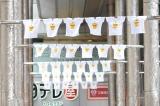 日本テレビ系新ドラマ『ど根性ガエル』のピョン吉Tシャツ100枚もお披露目(C)日本テレビ