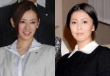 木村拓哉の代表作『HERO』の8年ぶり新作映画が7月18日公開。北川景子(左)、松たか子(右)がそろい踏み (C)ORICON NewS inc.