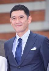 映画『HERO』(7月18日公開)完成報告会見に出席した杉本哲太 (C)ORICON NewS inc.
