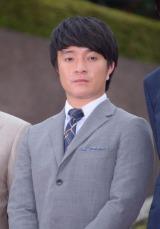 映画『HERO』(7月18日公開)完成報告会見に出席した濱田岳 (C)ORICON NewS inc.