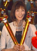 『FIVBワールドカップバレーボール 2015』七夕イベントに出席した大林素子 (C)ORICON NewS inc.