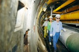 地下空間に隠されたさまざまな秘密に迫る(C)NHK