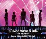SHINee初の東京ドーム公演を映像化したBlu-ray Discが音楽部門1位