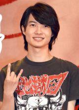 「拷問日もありました」と笑顔で撮影を振り返った神木隆之介 (C)ORICON NewS inc.