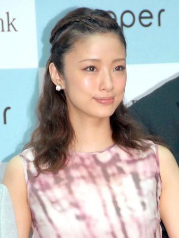 上半期CM女王となった上戸彩=ニホンモニター『2015上半期タレントCM起用社数ランキング』 (C)ORICON NewS inc.