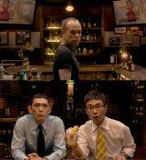 田中要次、杉本哲太、八嶋智人が出演する『HERO』×「ジムビーム」コラボCM