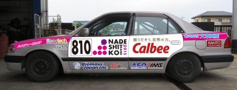 『2015 もてぎEnjyoy耐久レース』に出走するカルビーのバイオディーゼル燃料自動車(写真はイメージ)