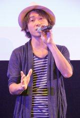 フェアプレイ応援ソング「Brave」を披露したナオト・インティライミ (C)ORICON NewS inc.