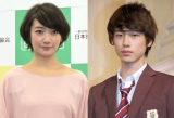 熱愛報道を否定した(左から)波瑠、坂口健太郎 (C)ORICON NewS inc.