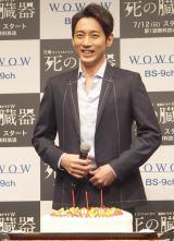 「37歳独身、東京オリンピックまでには結婚したい」と誓いを立てた小泉孝太郎 (C)ORICON NewS inc.