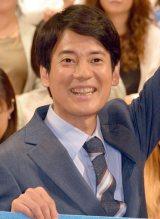 TBS系日曜劇場『ナポレオンの村』特別完成披露試写会に出席した唐沢寿明 (C)ORICON NewS inc.