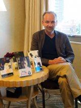 最新の長編小説2作目『禁忌』は日本で2015年1月に刊行 (C)ORICON NewS inc.