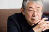 ORICON STYLEのインタビューに応じた作詞家・松本隆(写真・草刈雅之)