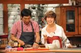 7月11日放送、関西テレビ『さんまのまんま』は料理愛好家の平野レミ氏が登場(フジテレビは7月12日放送)(C)関西テレビ