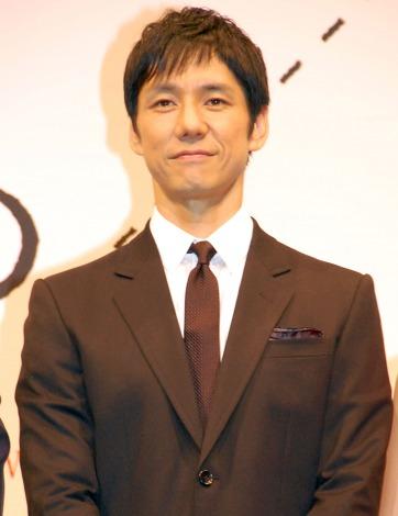 映画『女が眠る時』製作発表会見に出席した西島秀俊 (C)ORICON NewS inc.