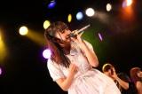 2011年にデビュー公演を行った原点の会場でツアー最終公演を行ったLinQ